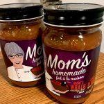 IMAGE: Mom's Homemade ... Mom's Wrath Scary Hot Salsa blend.